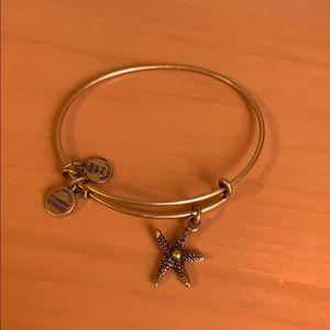 Starfish Alex and Ani Bracelet
